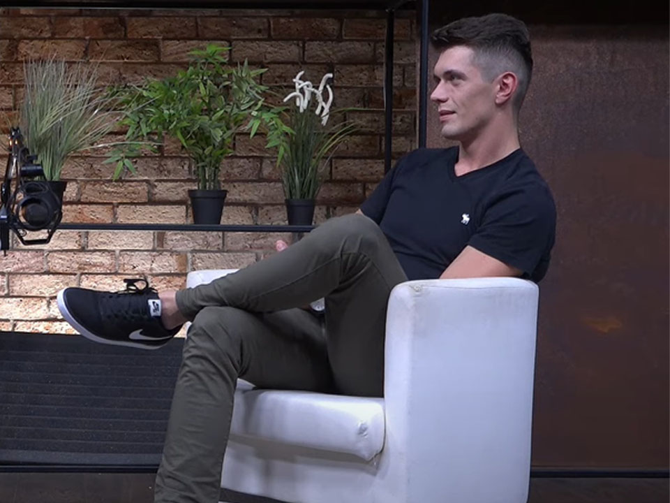 Wywiad u Widery - Konrad Gładyszek